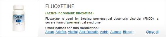 buy fluoxetine