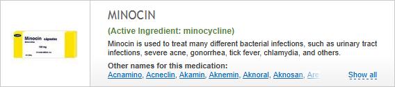 buy minocin