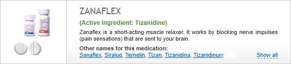 buy zanaflex
